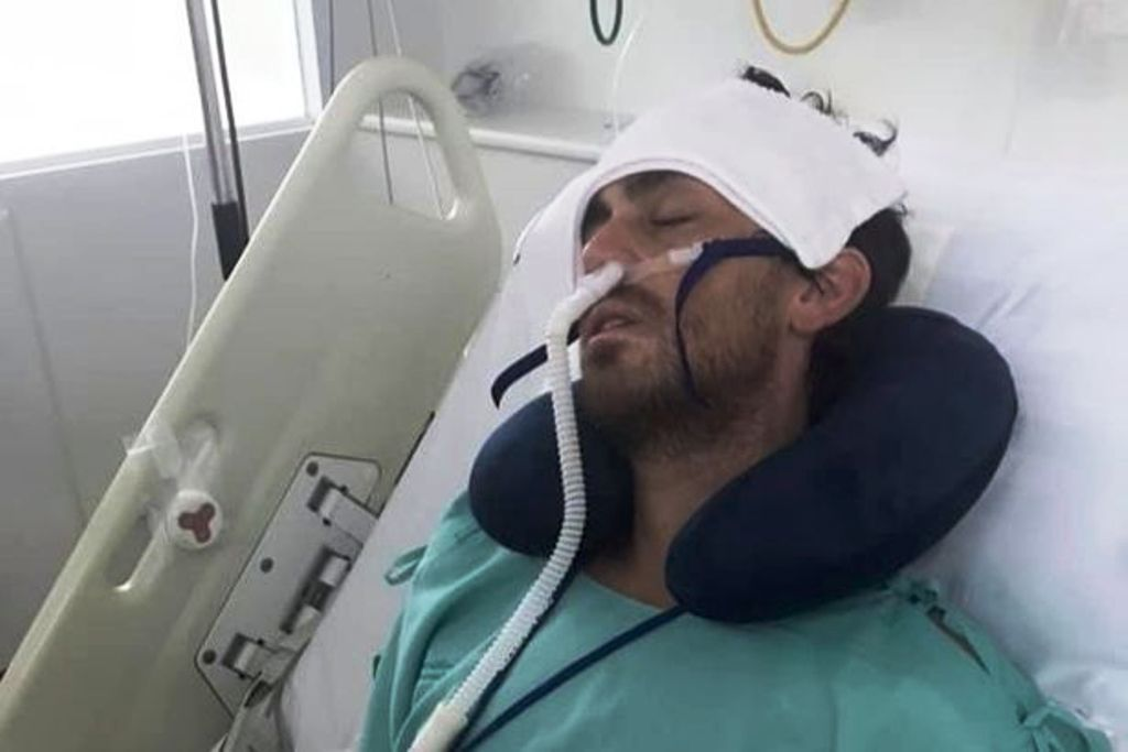 Briton Fighting for his Life after Contracting Deadly Flu Virus in Thailand