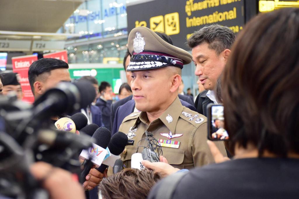 Deputy police chief transfered