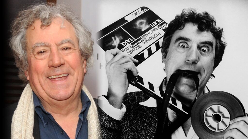 Terry Jones of Monty Python
