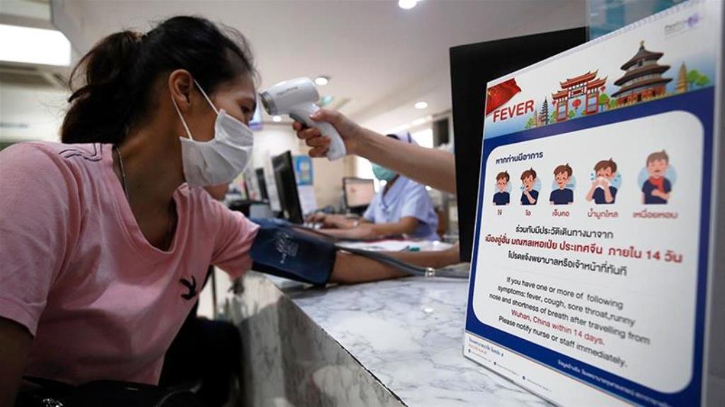 coronaviruse Thailand