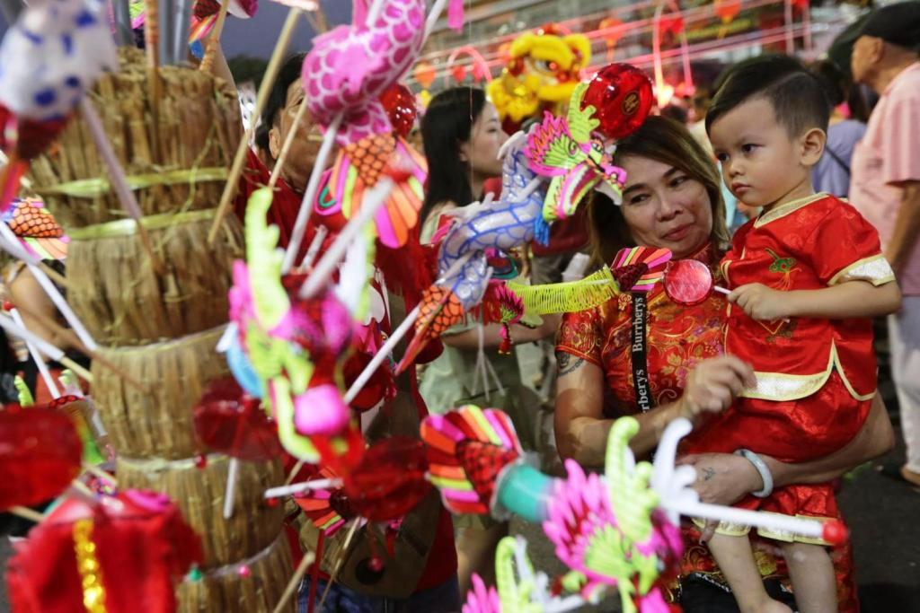 Chinese New Year Thailand - Year of the Rat