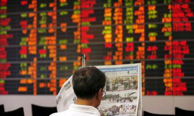 thai stocks market SET