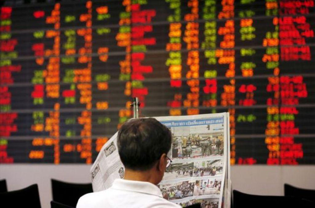 thai stocks market SET