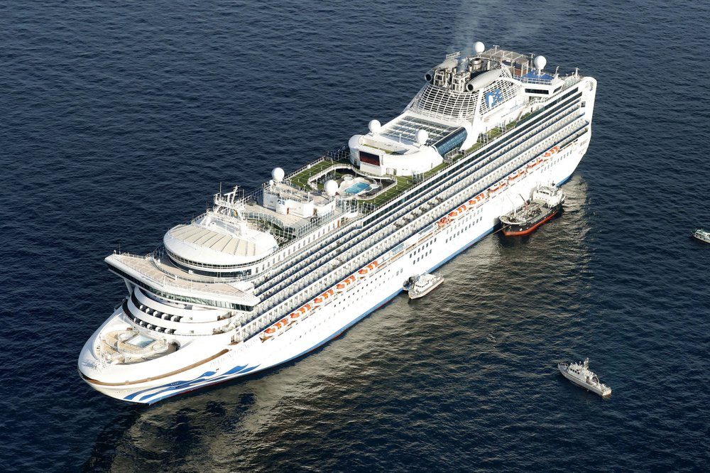 coronavirus cruise ship japan