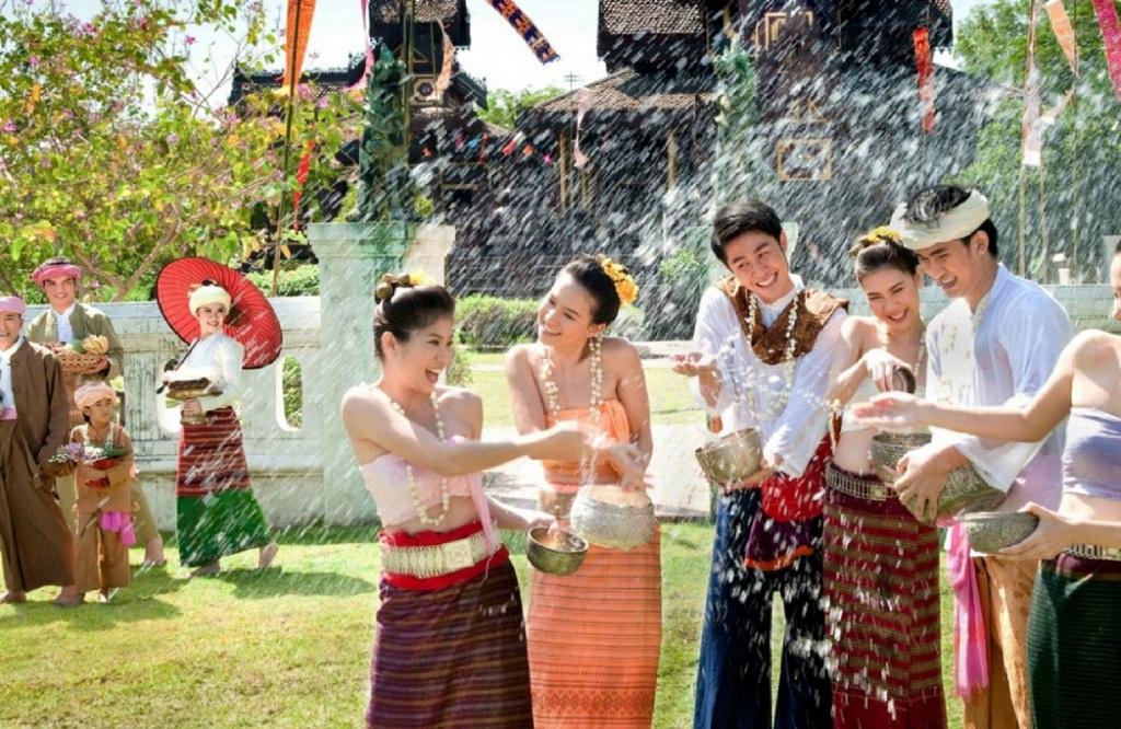 songkran chiang rai