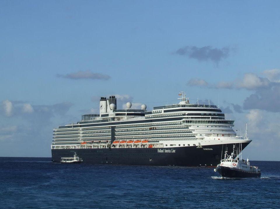 Cruise Ship Westerdam