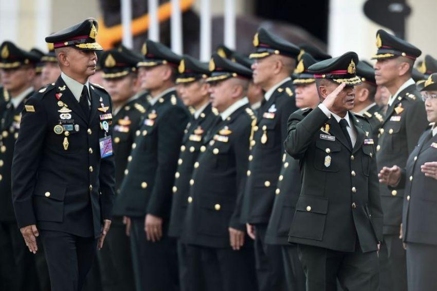 thailand's generals