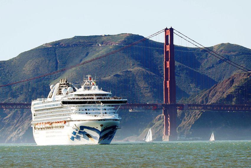 Twenty-one people on stranded USA cruise ship test positive for coronavirus
