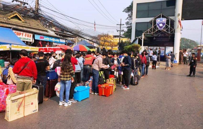 migrant workers chiang rai