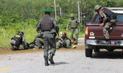 Soldier killed, 2 wounded by insurgents