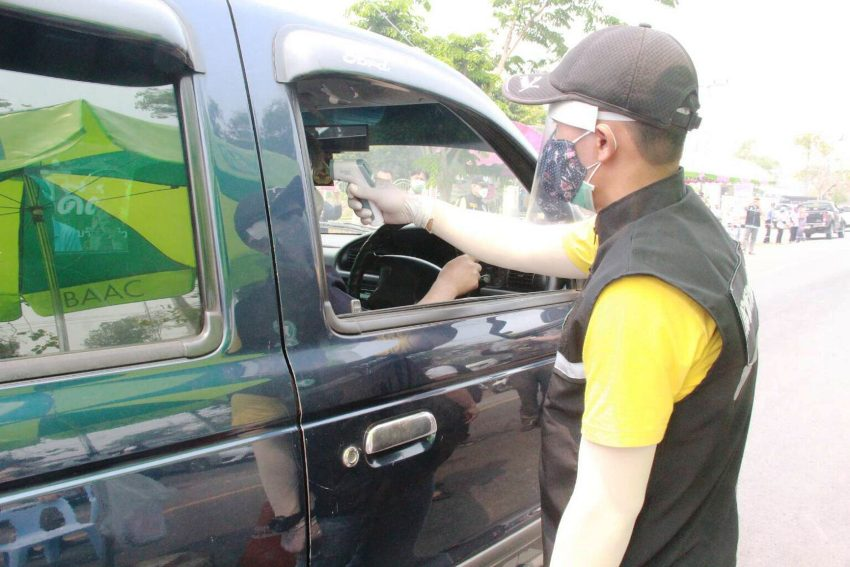 health department check points chiang rai