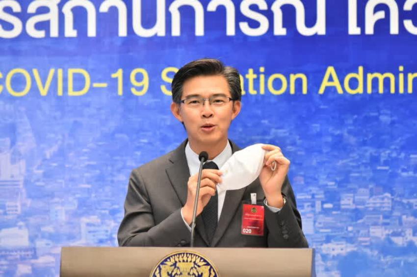Dr Taweesin Covid-19 coronavirus Thailand