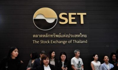 Thailand's SET Stocks