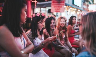Thai Sex workers first to be affected
