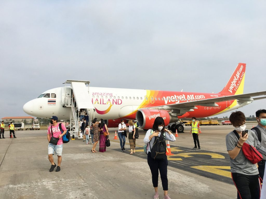Thai Vietjet Offers Special Promotions Starting from Just THB99